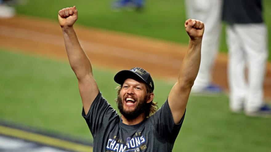 Clayton Kershaw has 'no intentions' of retiring after 2021 season
