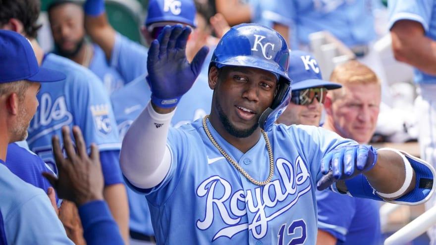 Braves trade for Royals OF Jorge Soler