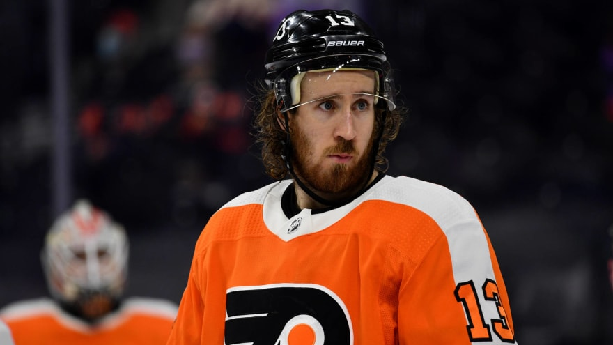 Flyers' Kevin Hayes to miss start of season after abdominal surgery