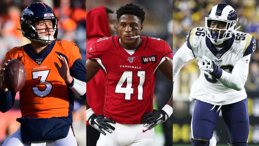 A lock for stardom? Denver QB, five other players who could boom or bust