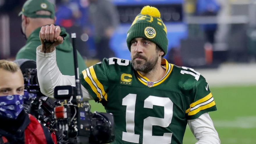 Rodgers, Packers rumored to be in 'early' discussions