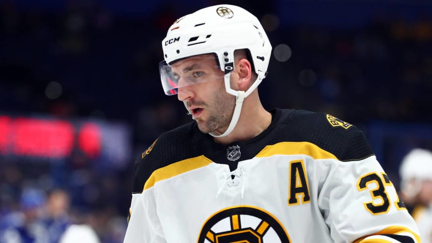 Patrice Bergeron donates $25K to Boston NAACP: 'Silence is not an option for me anymore'