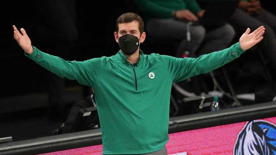 Brad Stevens clearly on the hot seat amid Celtics' struggles