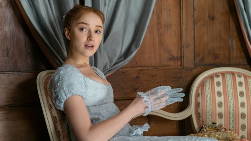 Phoebe Dynevor was ready to give up acting when she landed 'Bridgerton'