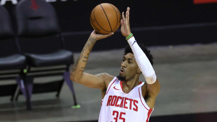Rockets' Christian Wood hoping to return before All-Star break