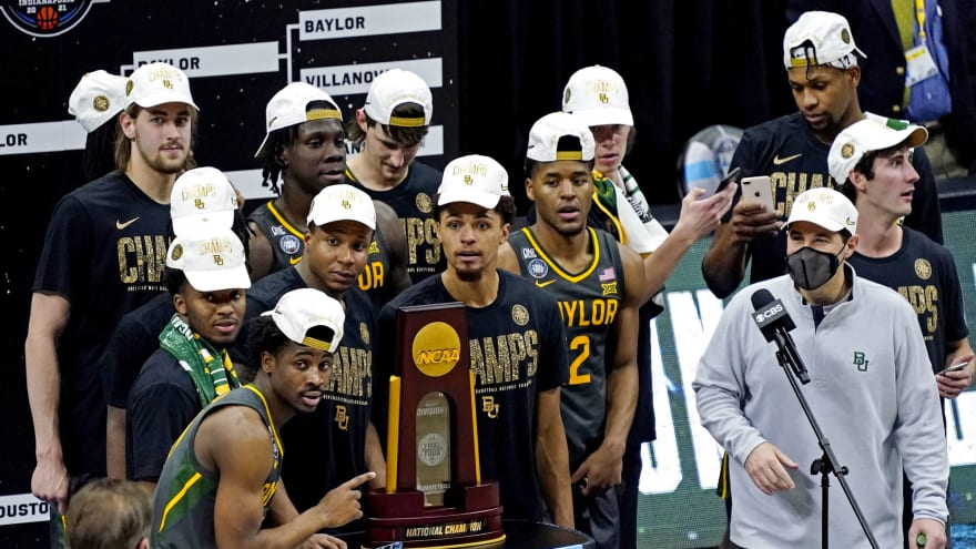 Baylor dominates Gonzaga to win first national championship