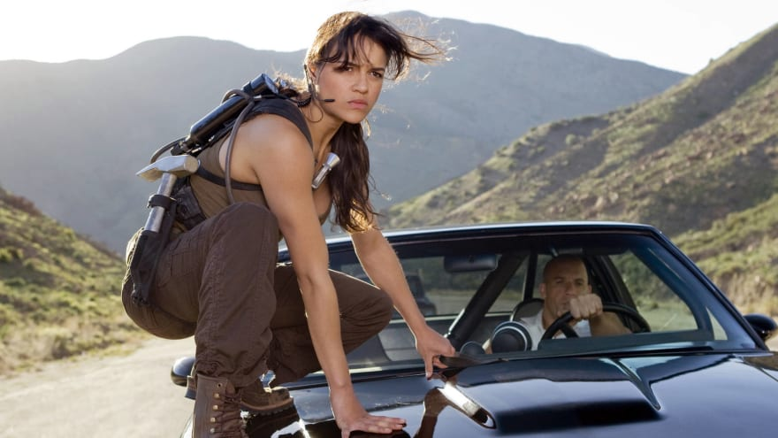 Michelle Rodriguez will front 'Fast and the Furious'-esque competition series
