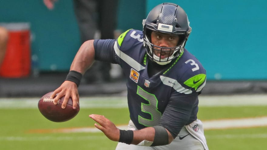 Russell Wilson recruited to Saints by New Orleans mayor