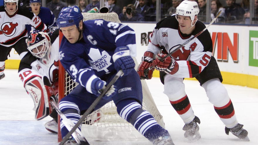 The 'Maple Leafs Hall of Famers' quiz
