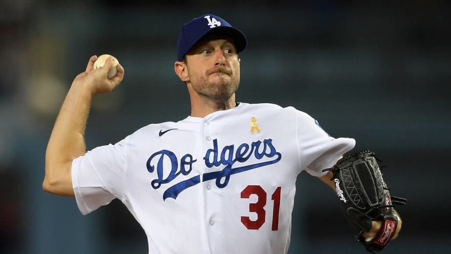 Max Scherzer drops hint about possibly staying with Dodgers