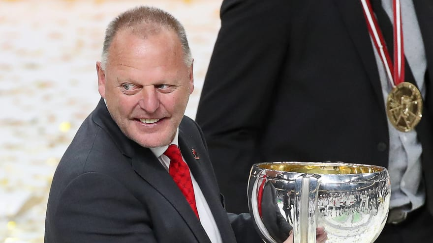 Rangers expected to hire Gerard Gallant as head coach?