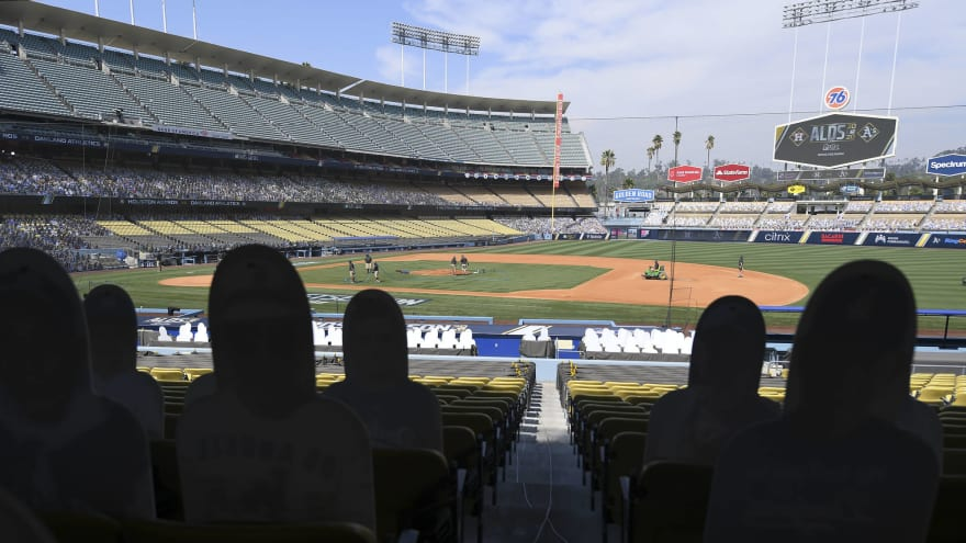 Dodgers hoping to host fans on Opening Day against Nationals