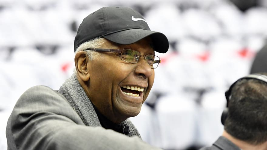 Legendary Georgetown coach John Thompson Jr. dies at 78