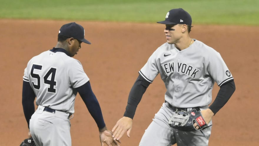 Yankees, Angels discussed Aaron Judge trade during offseason?
