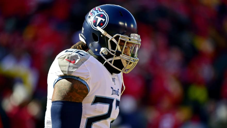 Watch: Titans star Derrick Henry does ridiculously difficult uphill workout