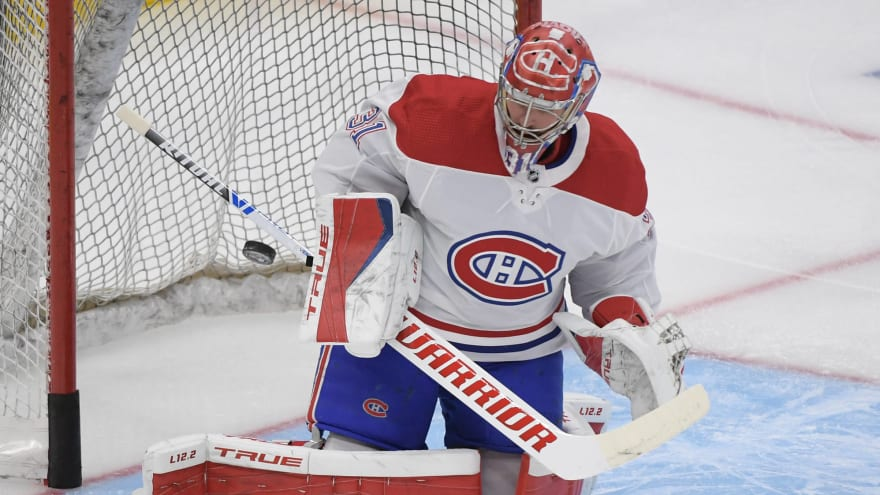 Carey Price could miss significant time with hip injury