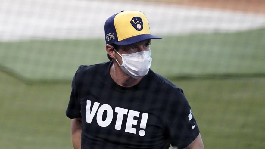 Craig Counsell critical of MLB over Cubs suspensions