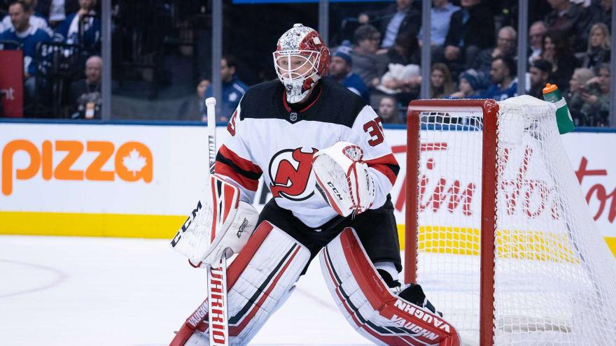 New Jersey Devils to buy out Cory Schneider   Yardbarker