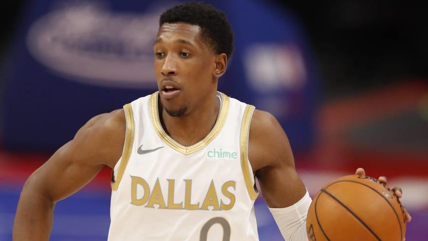 Mavericks to send Josh Richardson to Celtics