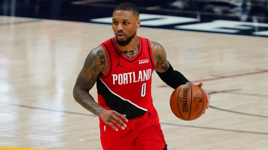 Could the Warriors actually trade for Damian Lillard?