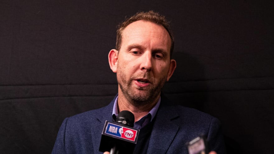 Nets GM hints all players will be vaccinated against COVID-19 or cleared to play