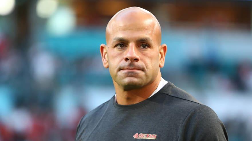 Falcons to interview Robert Saleh, Eric Bieniemy for HC vacancy Monday