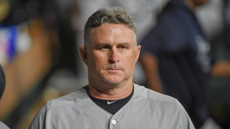 Yankees 3B coach Phil Nevin positive for COVID-19; others waiting for results