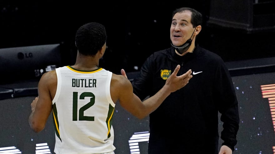 Baylor steamrolls Houston into first final since 1948