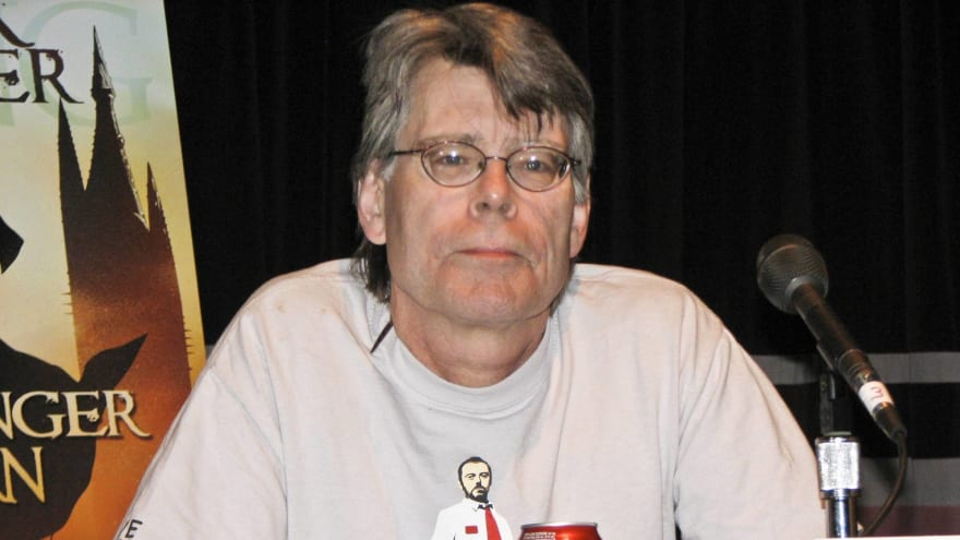 Stephen King plans to write COVID-inspired novel: 'It's gonna be difficult'