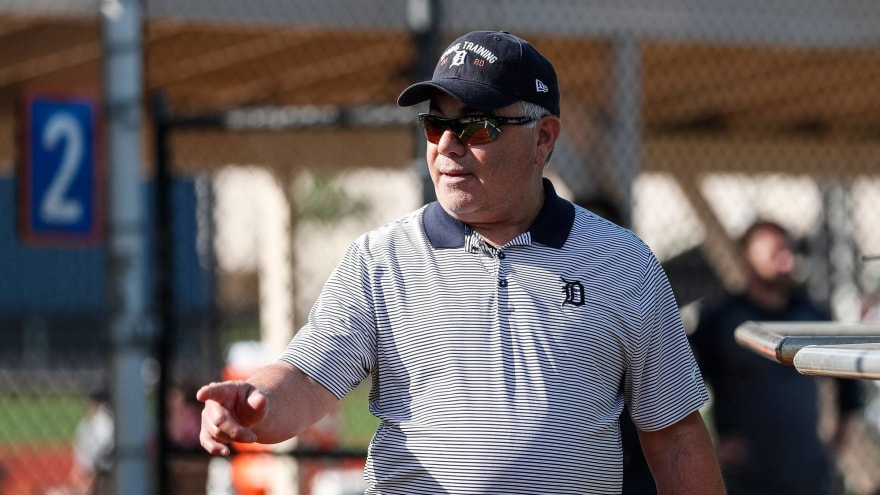 Tigers GM Al Avila: Injuries limited us at trade deadline