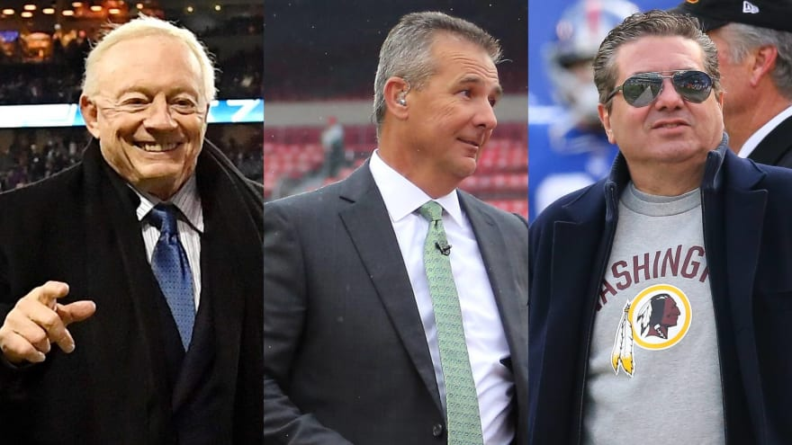 Urban Meyer pursuit by Cowboys, Redskins could be intriguing