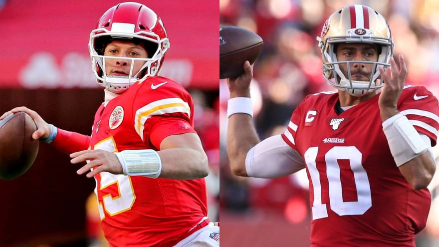10 bold moves that put 49ers, Chiefs on road to Super Bowl
