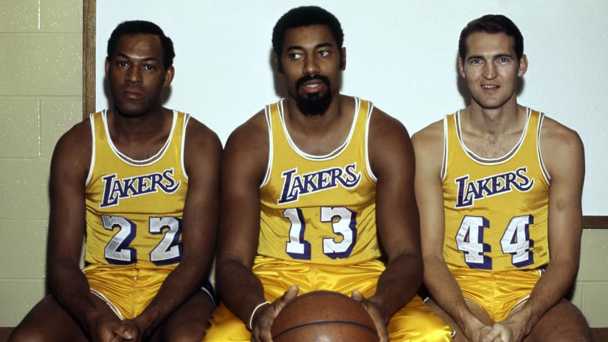 'Difficult to handle? Ridiculous': How Chamberlain, Lakers formed Superteam