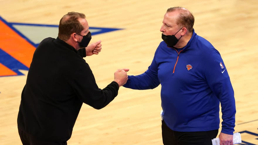 Knicks becoming more attractive as free-agent destination?