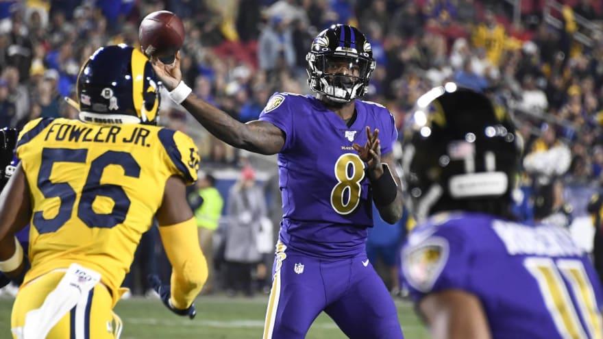 Yardbarker's NFL Week 12 game-by-game analysis, grades
