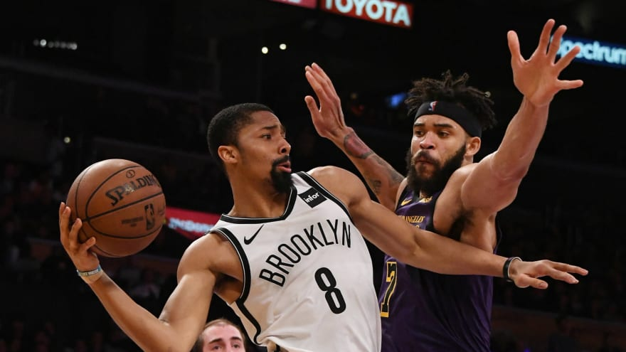 Nets' Spencer Dinwiddie is investing in himself with his contract