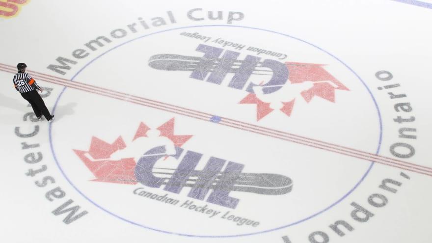 CHL cancels 2021 Memorial Cup