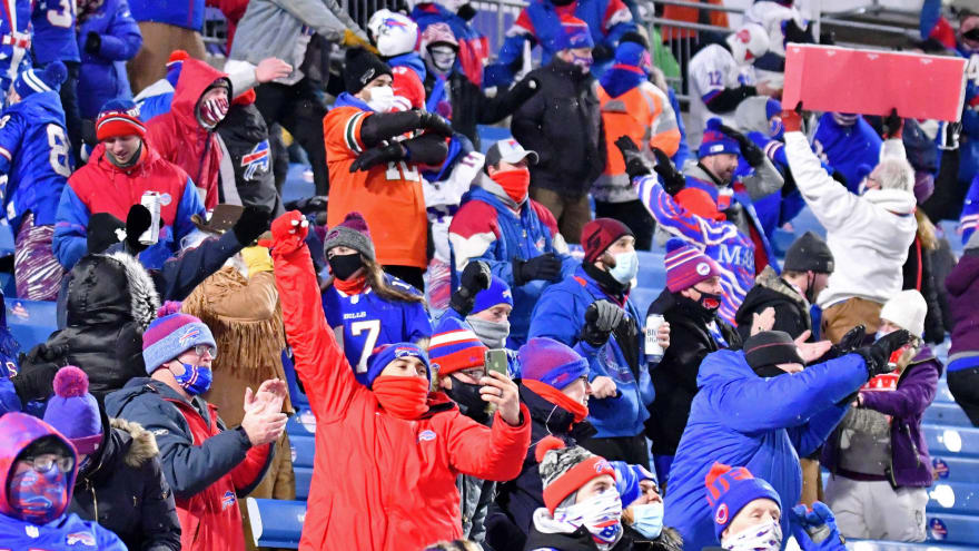 Bills, Sabres to allow full capacity, fans must be vaccinated
