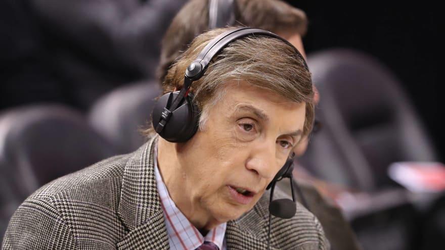 Marv Albert will not be part of NBA bubble?