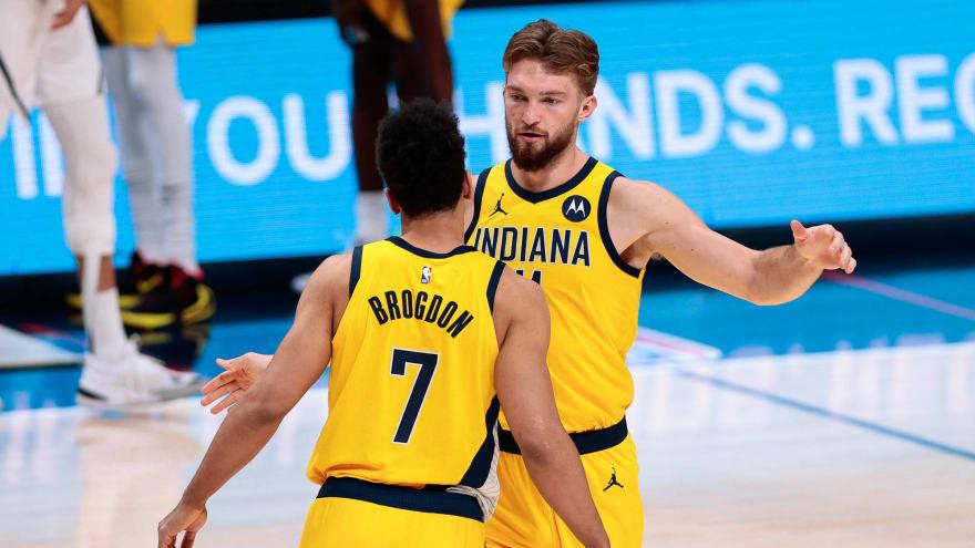 Pacers could trade Domantas Sabonis, Malcolm Brogdon?