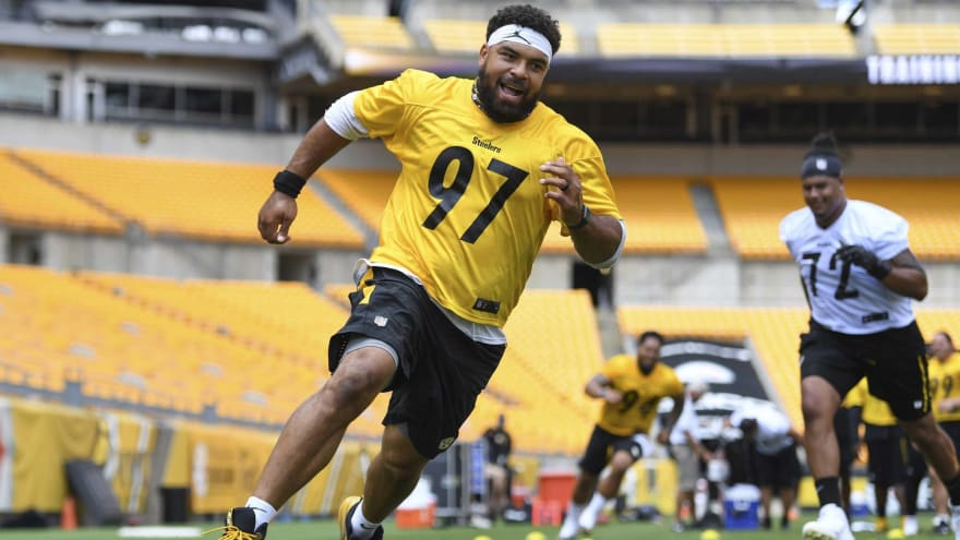 Steelers DE Cam Heyward throws support behind T.J. Watt