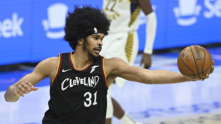 Cavaliers make Jarrett Allen qualifying offer, want him back