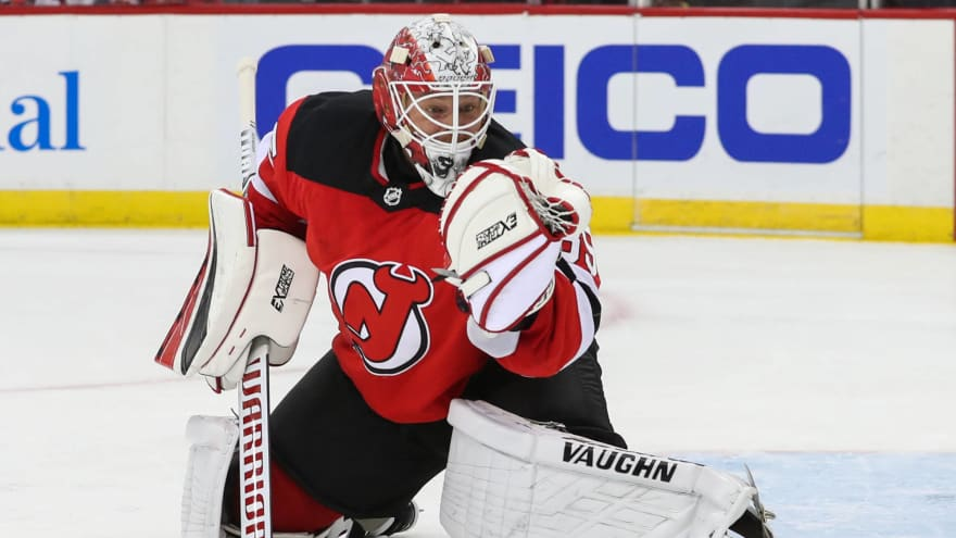 Devils place former All-Star goalie Cory Schneider on waivers ...