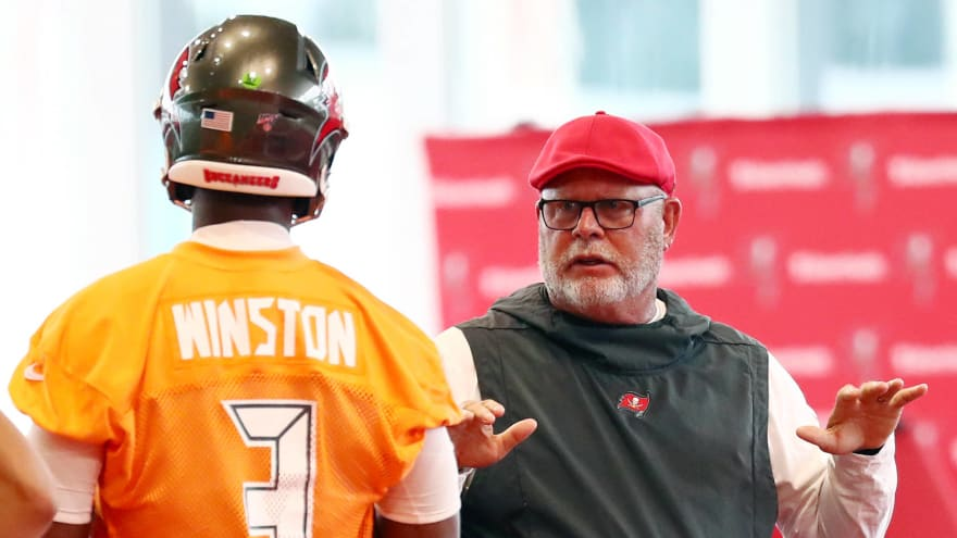 Bruce Arians says he's called teams about signing Jameis Winston