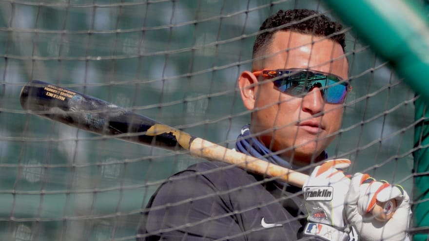 Miguel Cabrera wants to reach 500 HRs, 3,000 hits in 2021