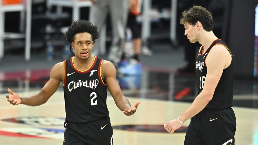 Cavs teammates frustrated with Collin Sexton?