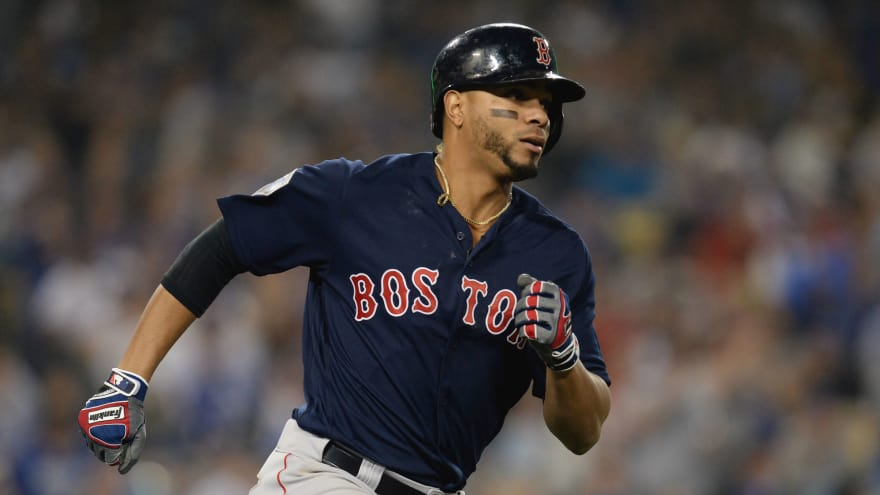NBC Sports: Red Sox discussing contract extension with Xander Bogaerts
