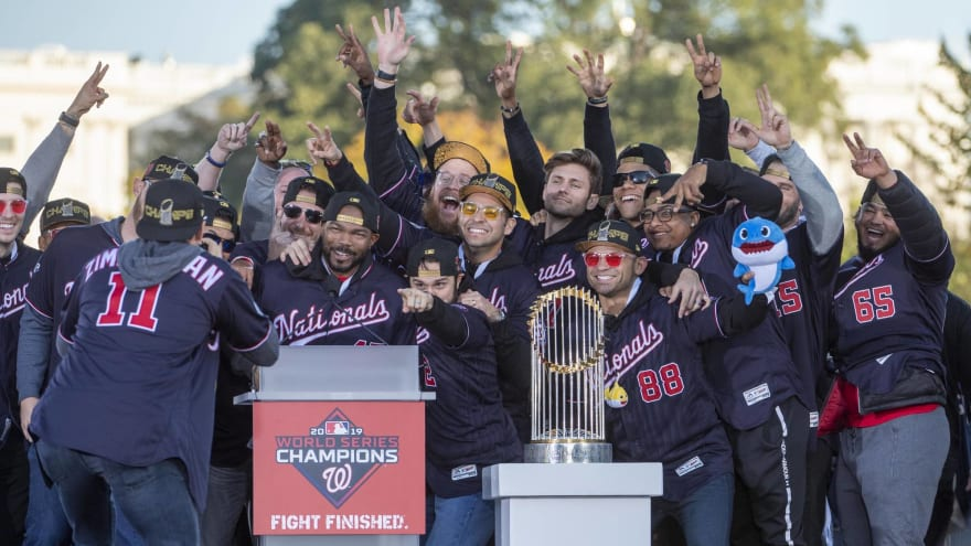 The '2019 Nationals World Series roster' quiz