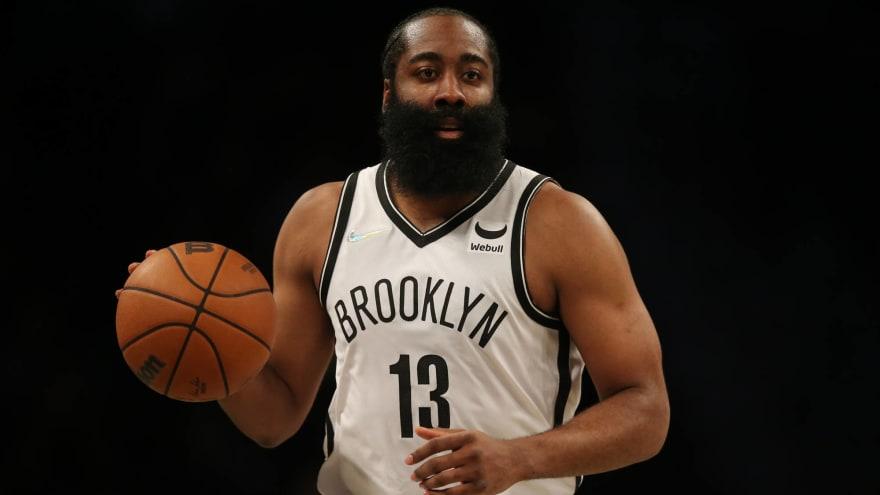 Harden, Nash react to Irving's banishment from Nets