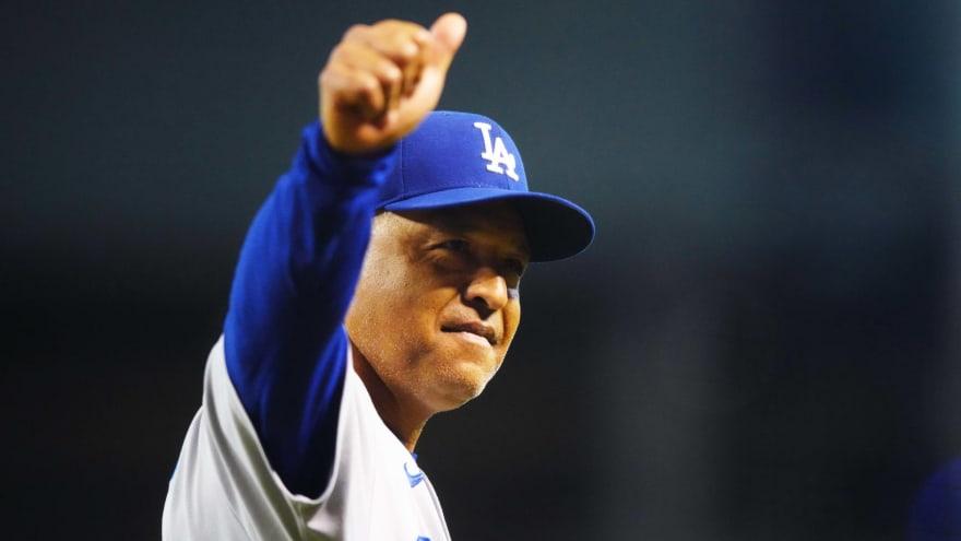 Wild Dodgers streak finally broken for first time since 2019